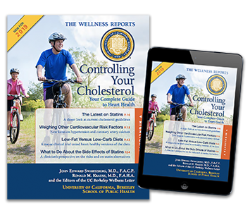 Controlling Your Cholesterol Cover