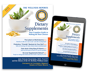 The Wellness Report on Dietary Supplements