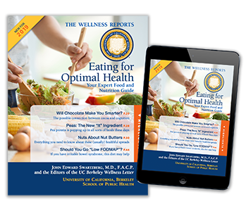 Eating for Optimal Health Cover