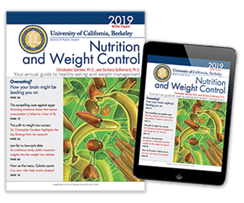 Nutrition and Weight Control White Paper Cov
