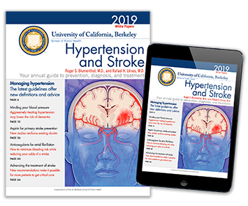 Hypertension and Stroke White Paper Cov