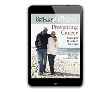 Preventing Cancer Cover cover image