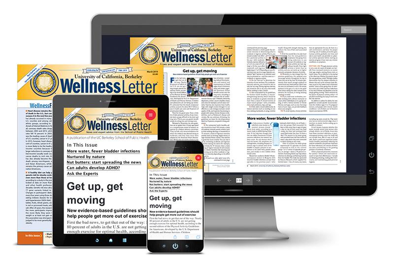 Digital Wellness Letter Archives